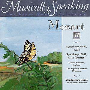 Musically Speaking Mozart