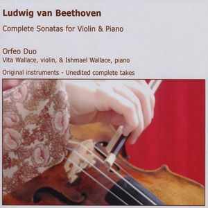 Beethoven Complete Sonatas for Violin & Piano