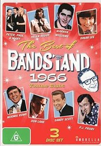 Best of Bandstand 8-1966 /  Various [Import]