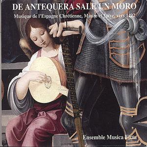 De Antequera Sale Un Moro