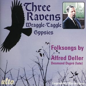 Three Ravens & the Wraggle-Taggle Gypsies