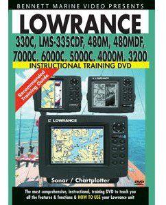Lowrance Chartplotter 330c,Lms-335cdf,480m,480mdf Sonar /  Chartplotters