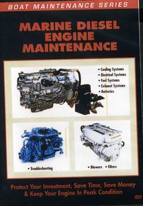 Marine Diesel Engine Maintenance
