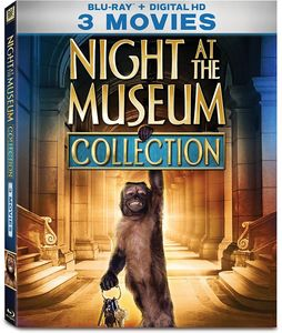 Night at the Museum: 3-Movie Collection