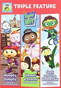 Super Why!: Triple Feature
