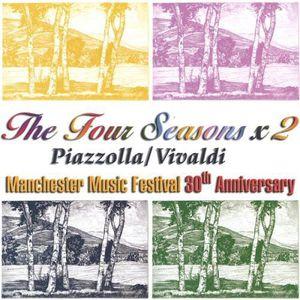 Four Seasons X 2 Vivaldi/ Piazzolla