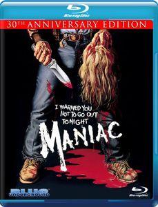 Maniac: 30th Anniversary Edition