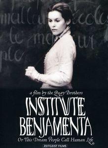 Institute Benjamenta or This Dream People Call Human Life