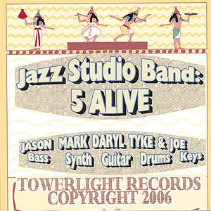 Jazz Studio Band: 5 Alive