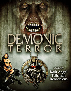 Demonic Terror: 3 DVD Set