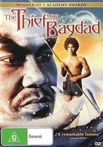 Thief of Bagdad [Import]