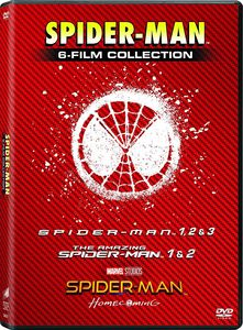 Spider-Man: 6-Film Collection