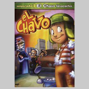 El Chavo Animado: Chavo Lavacoches [Import]