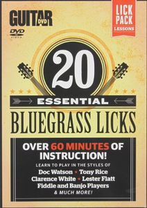 Guitar World: 20 Essential Bluegrass Licks