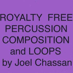 Royalty Free Percussion Composition + Loops