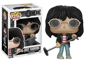 FUNKO POP! ROCKS: Joey Ramone