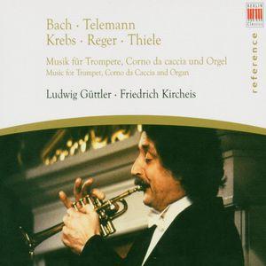 Music for Trumpet Corno Da Caccia & Organ