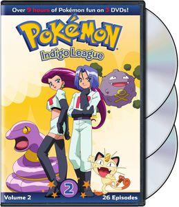 Pokemon: Season 1 - Indigo League Set 2