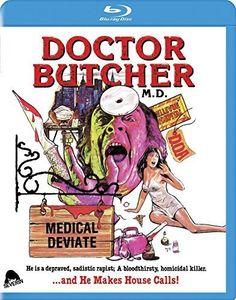 Dr. Butcher M.D.