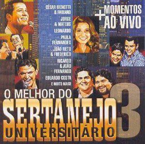 Melhor Do Sertanejo Universitario 3 /  Various [Import]