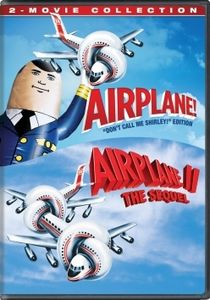 Airplane! /  Airplane II: The Sequel: 2-Movie Collection