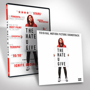 The Hate U Give DVD Bundle