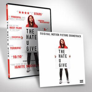 The Hate U Give DVD Bundle