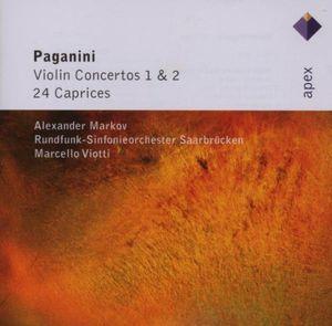 Violin Concertos 1&2 /  24 Caprices