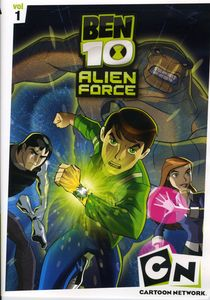 Ben 10: Alien Force: Volume 1