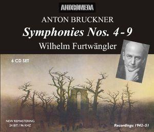 Symphonies 4-9