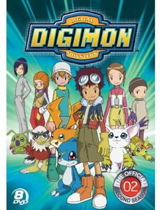 The Official Digimon Adventure Set: The Complete Second Season