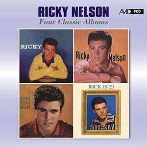 Ricky /  Ricky Nelson /  Ricky Sings Again