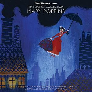Mary Poppins: The Walt Disney Records Legacy Collection (3CD)