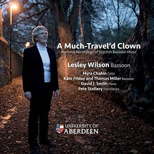 Much-Travel'D Clown