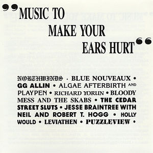 Music to Make Your Ears Hurt /  Various