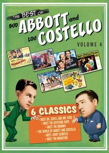 The Best of Bud Abbott and Lou Costello: Volume 4