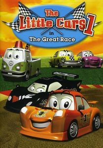 The Little Cars: The Great Race