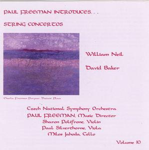 Paul Freeman Introduces String Concertos