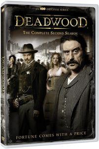 Deadwood: The Complete Second Season