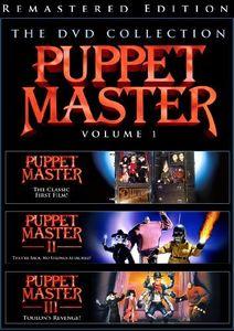 Puppet Master Trilogy