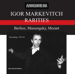 Markevitch Rarities: Rias