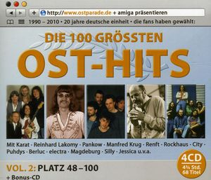 100 Grossten Ost Hits 2 /  Various [Import]