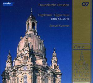 Organ Music of Bach & Durufle