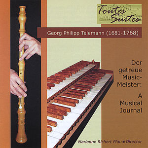 Der Getreue Music-Meister: A Musical Journal in 25