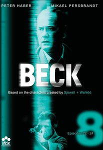 Beck: Volume 8 (Episodes 22-24)