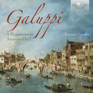 Galuppi: 6 Harpsichord Sonatas Op.1