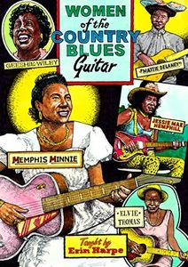 Women of the Country Blues Guitar Taught By [Import]