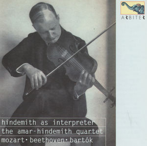 Hindemith As Interpreter