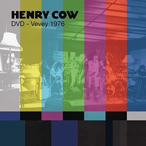 Henry Cow Vol. 10: DVD - Vevey 1976