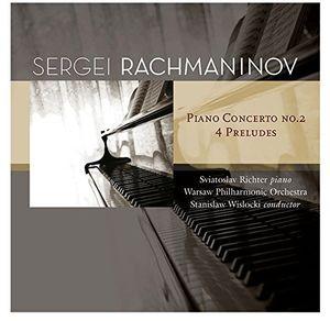 Piano Concerts No.2-4 Preludes